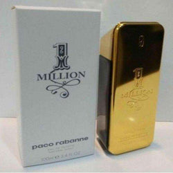 Paco Rabanne perfume One Million EDT 100ml 3.4 fl oz new test-Israel-Cart