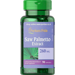 Sue Palmetto Palmenextrakt Nancy 260 mg Harntrakt-Israel-Cart