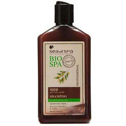 Shampoo for Normal to Dry Hair with Olive Oil Jojoba, Dead Sea Minerals-Israel-Cart
