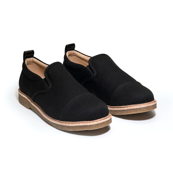 Octavio Slip-On | Black / Gum