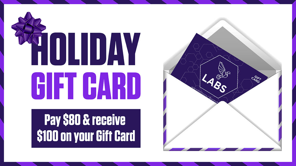 Gift Card: Upgrade Labs ($100 for $80)