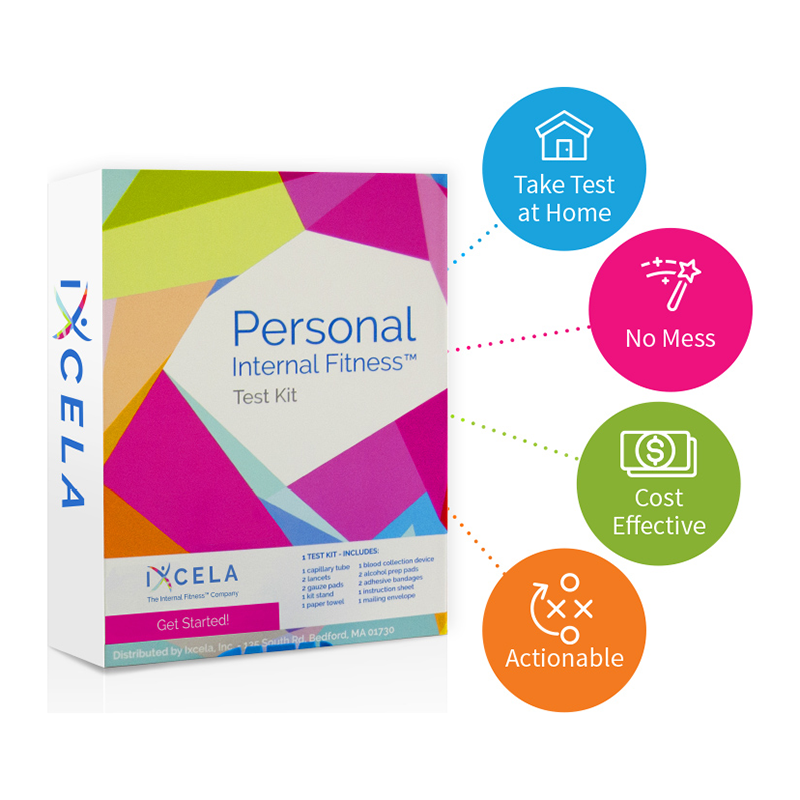 Ixcela - Gut Microbiome Test Kit