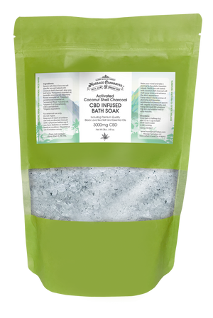 CBD Hemp Bath Salts