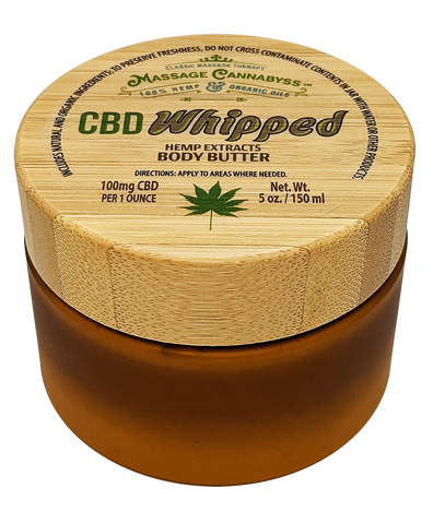 Image of Hemp Infused Body Butter