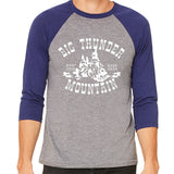 Big Thunder Mountain Railroad Baseball Shirt