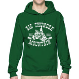Big Thunder Mountain Railroad Unisex Hoodie
