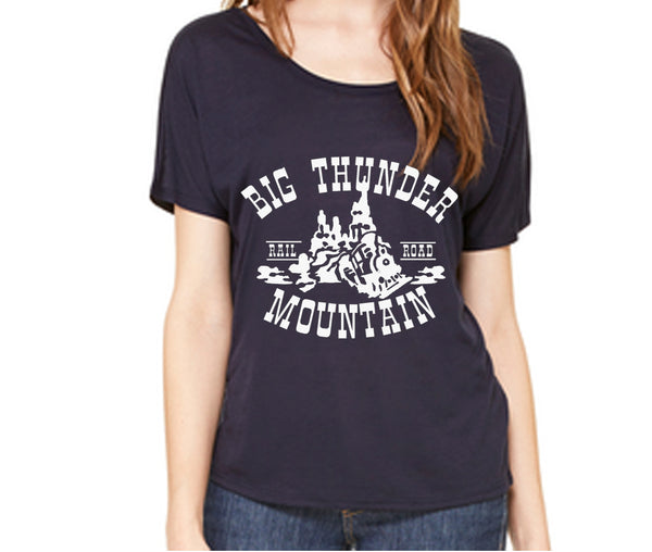 Big Thunder Mountain Women's Slouchy