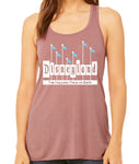 Disneyland Sign Racerback Tank
