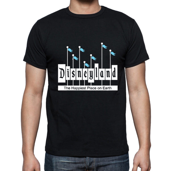 Retro Disneyland Sign Unisex Tee