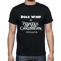 Dole Whip & Pirates of the Caribbean Unisex Tee