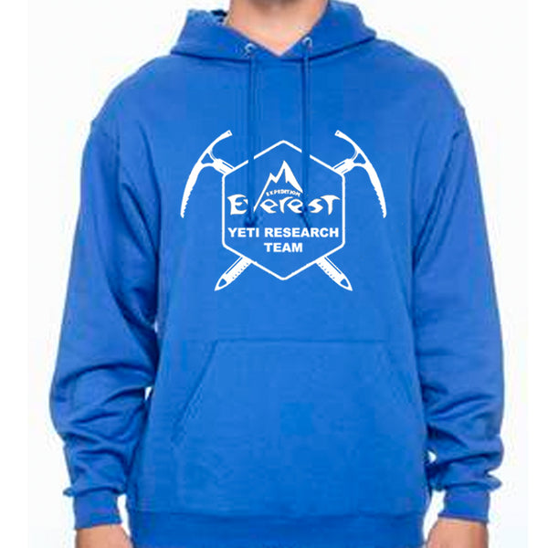 Expedition Everest Yeti Research Team Unisex Hoodie