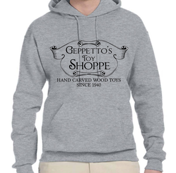 Geppetto's Toy Shoppe Unisex Hoodie