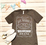 Captain Jack Sparrows Tortugan Rum Unisex Tee