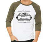 Jones Whip Company Unisex Baseball