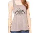 Jones Whip Racerback Tank