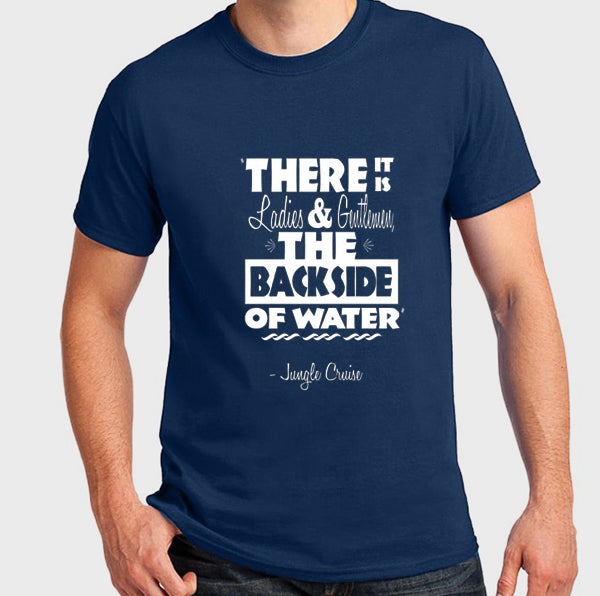 Jungle Cruise Quote Unisex Tee