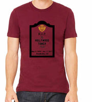 R.I.P Hollywood Tower of Terror Unisex Tee