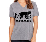 Edna Mode Super Suits  Women's V-Neck
