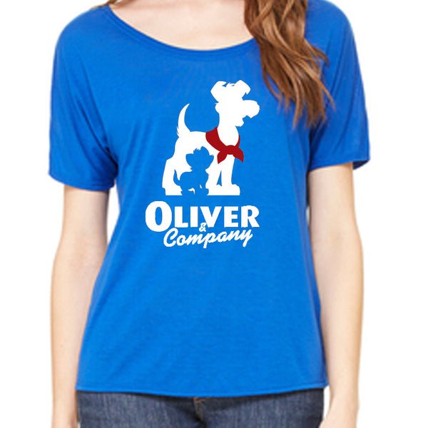 Women's Slouchy Oliver & Company