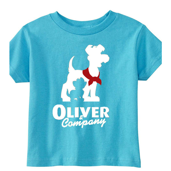 Oliver & Company Toddler