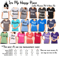 Belle's Book Cafe Women's V-Neck