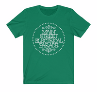 Main Street Electrical Parade Unisex Tee