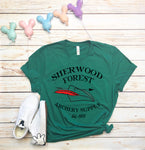 Sherwood Forest Archery Supply Unisex Tee
