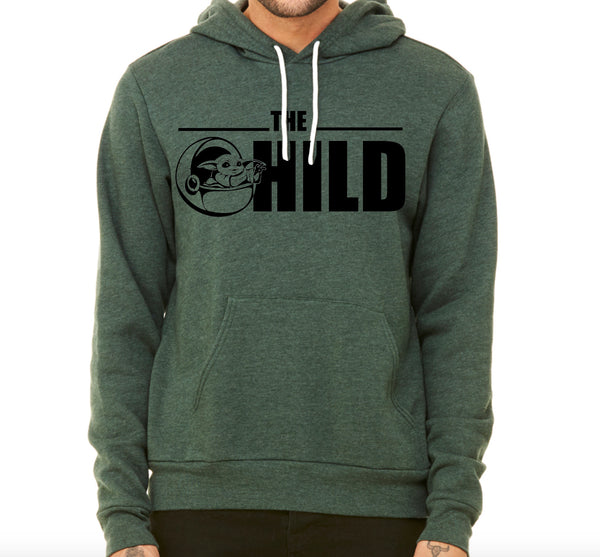 The Child Unisex Hoodie