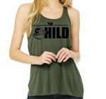 The Child Racerback Tank
