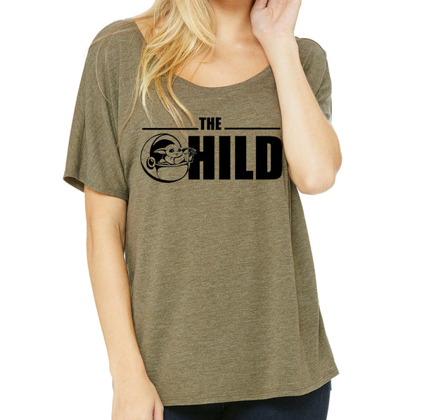 The Child Women's Slouchy
