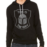 Mando This is the way Unisex Hoodie