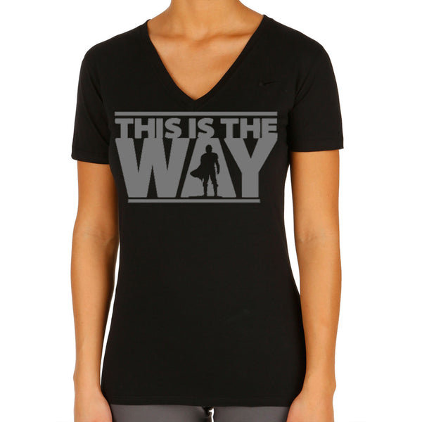 This is the way Women's V-Neck