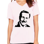 Walt Portrait  Women's V-Neck