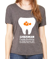 Women's Slouchy P. Sherman Family Dentistry