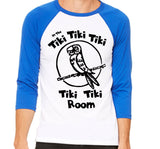 In the Tiki, tiki, tiki, tiki, tiki room Unisex Baseball