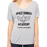 Women's Slouchy Space Ranger Academy