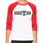 Piston Cup Racing Series Unisex Baseball