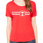 Women's Slouchy Piston Cup Racing Series