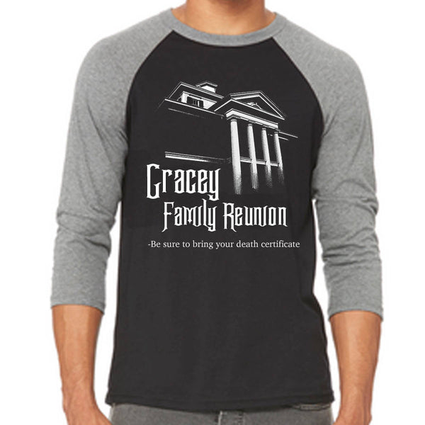 Gracey Family Reunion Unisex Baseball