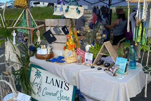 LANI'S General Store at Kaiser PTSA Farmers Market