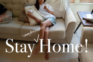 "Stay ""comfortable"" Home!"