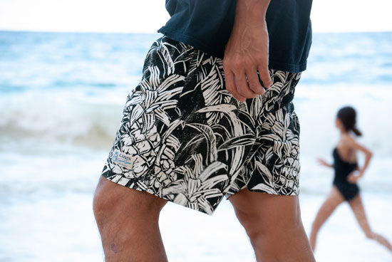 "Aloha Walk Shorts ""NEW PRINTS"" are in Stock!!"