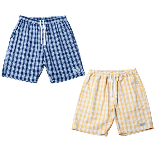 Palaka Shorts / Room Wear / Made in Hawaii U.S.A.