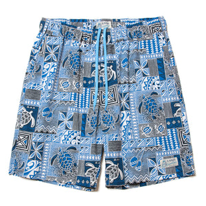 "Aloha Walk Shorts ""HONU"" / Made in Hawaii U.S.A."