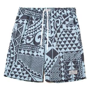 "Aloha Walk Shorts ""KAPA"" / Made in Hawaii U.S.A."