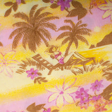 "Cotton Aloha Shirts ""Paradise"" / Made in Hawaii U.S.A."