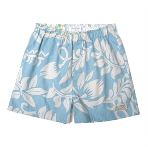 "Aloha Boxer Shorts ""Lau"" / Made in Hawaii U.S.A."