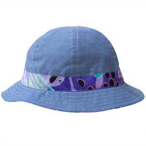 "6Panel Hat ""Palms"" / Made in Hawaii U.S.A."