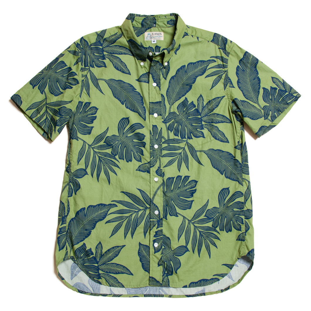 Hawaiian Button Down Shirts