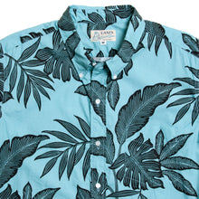 Cotton Button Down Aloha Shirts